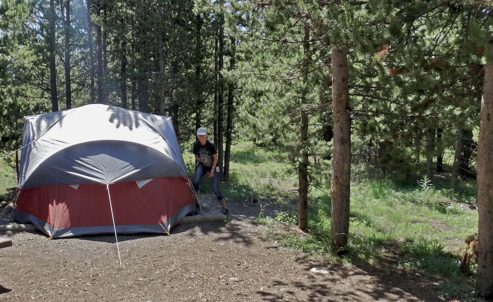The Best Tent Camping in Yellowstone | Live Fun Travel